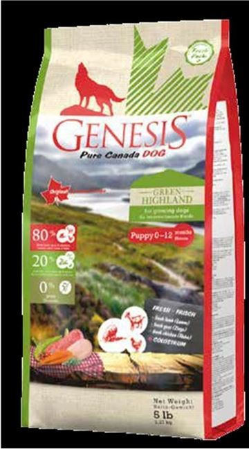 GENESIS Pure Canada - Green Highland - Puppy